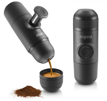 Manuale macchina per il caffè pressione della mano portatile macchina per caffè espresso