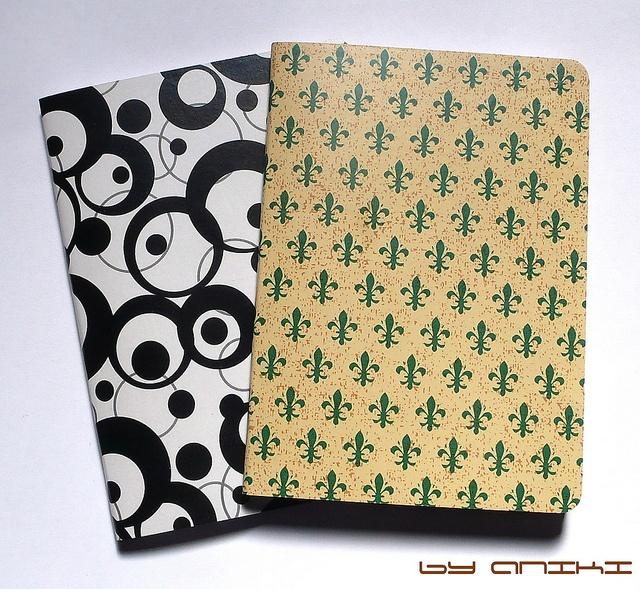 notebook #notebook #paper #stationary $5.00 Pocket Notebook Vinyl Coated