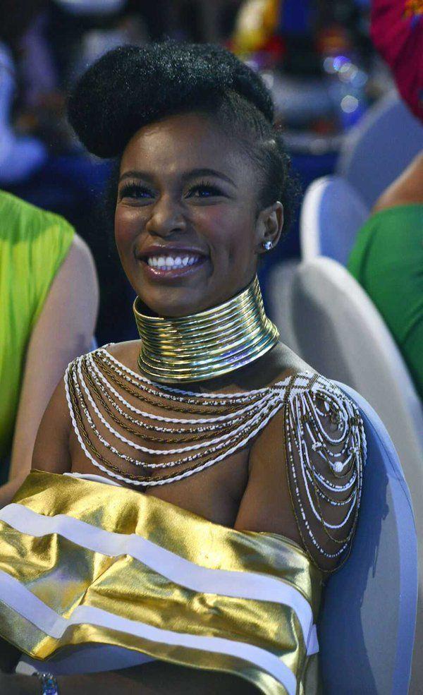 #Nubian #Queen #Nomzamo