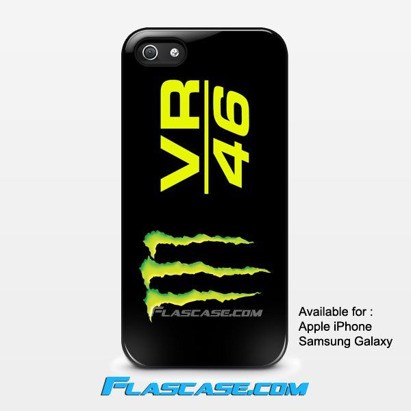 Valentino Rossi Monster VR 46 Apple iPhone 4/4s 5/5s 5c 6 6 Plus Samsung Galaxy S3 S4 S5 S6 S6 EDGE Hard Case #AppleiPhoneCase #SamsungGalaxyCase