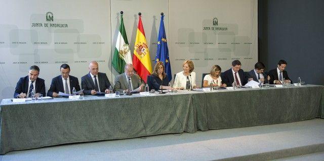 Andalucía invertirá 106 millones en caminos rurales para mejorar la cohesión territorial y agrícola