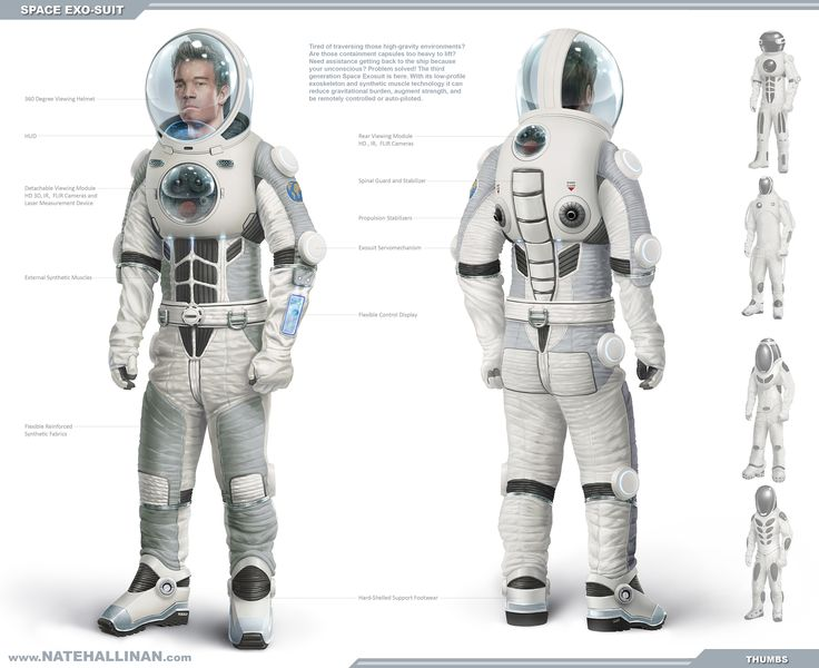 astronaut suit on mars - photo #35