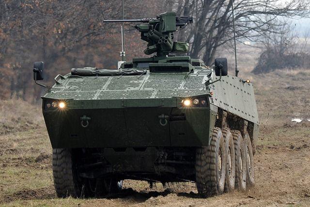 Patria AMV XA-360 APC Finnish Army