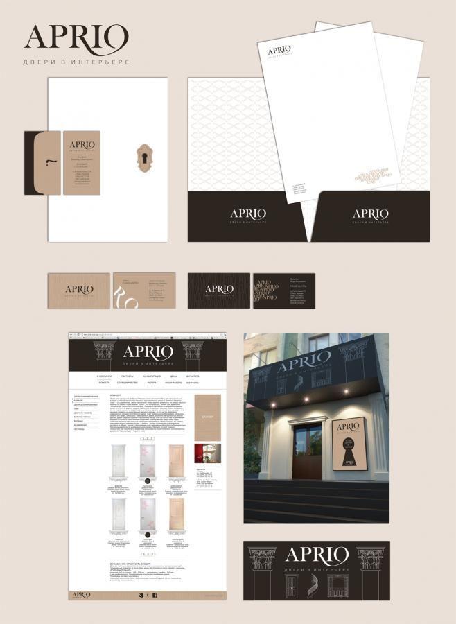Разработка фирменного стиля в Киеве. Заказать дизайн для компании, предприятия. Цены и стоимость за услугу разработки — «Графиня»