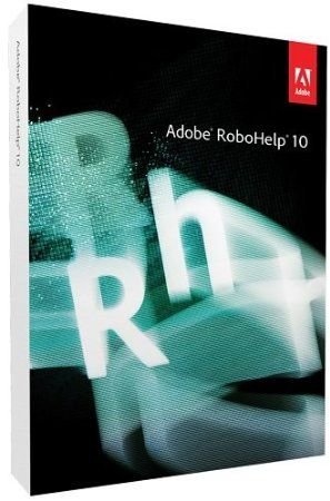 Adobe RoboHelp 10 software is an easy-to-use authoring and multichannel, multiscreen HTML5 publishing solution. Deliver content to iPad# and other tablets, smartphones, and desktops using output formats such as multiscreen HTML5, Web Help, CHM, Adobe AIR Help, PDF, eBook, and native mobile apps. Work in multi-author environments using next-generation collaboration and review features. Personalize and optimize content for relevance and search. rice: $1,145.40