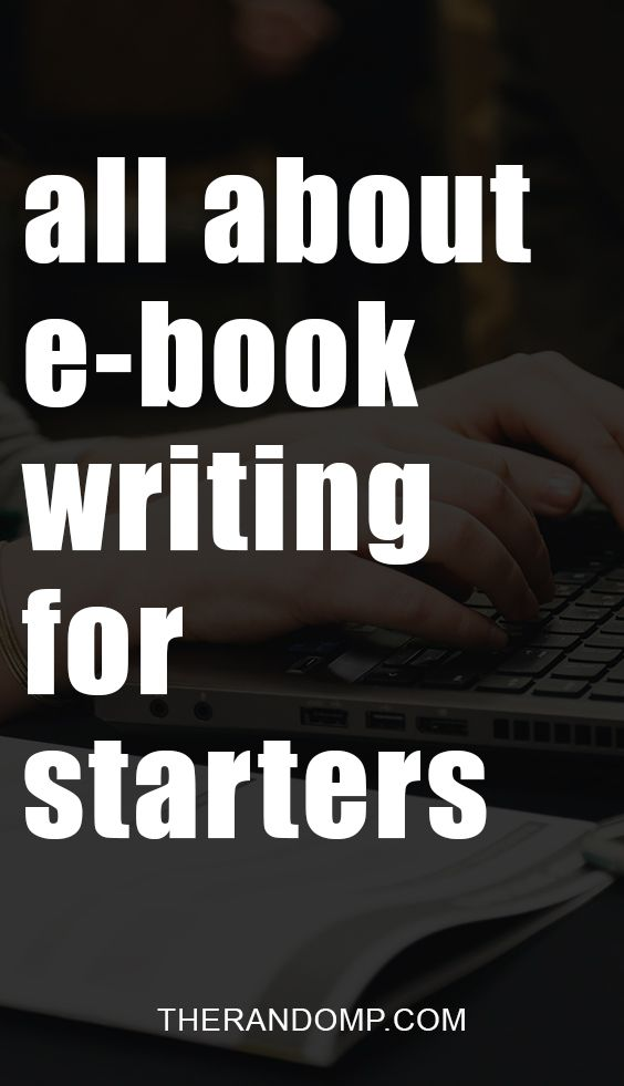 Are you plannign to write an e-book? Here's what you need to know before getting started! All about e-book writing & publishing for starters: https://www.therandomp.com/blog/e-book-writing-experience-tips/