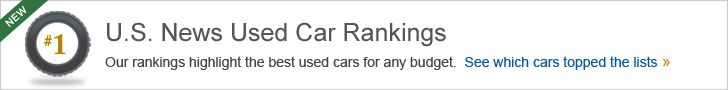 Best Used Luxury Large Cars $30K and up | U.S. News Best Cars