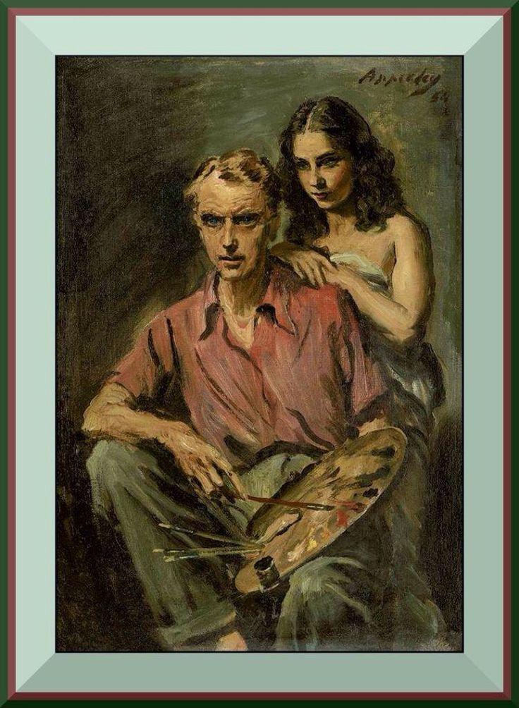 El Pintor y su Musa.
