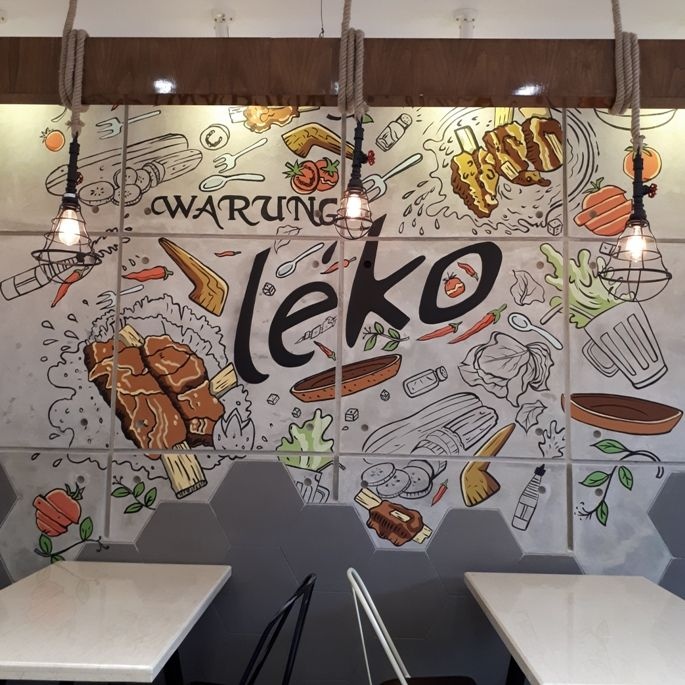 pengertian mural, mural, jasa mural, mural cafe