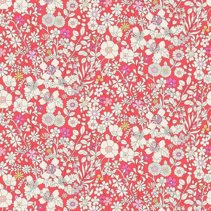 Liberty Tana Lawn Fabric June's Meadow E - Alice Caroline - Liberty fabric, patterns, kits and more - Liberty of London fabric online