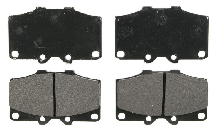 Buy Toyota Land Cruiser Disc Brake Pad Wagner ZX137 - TheAutoPartsShop for as low as $19.12 at TheAutoPartsShop. Brand : Wagner Brakes, Part Number : toyland cruiser/ZX137, Price : $19.12, 2 Years Warranty, . Get Best Discount Deals for Your Auto Parts, More than 3 Million Parts in The Auto Parts Shop Website.  Fitement Year:1990, 1989, 1988
