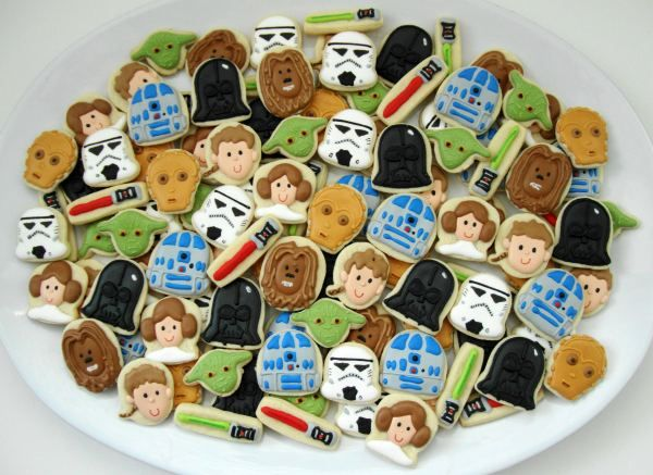 Clean & Scentsible: Star Wars Party Food