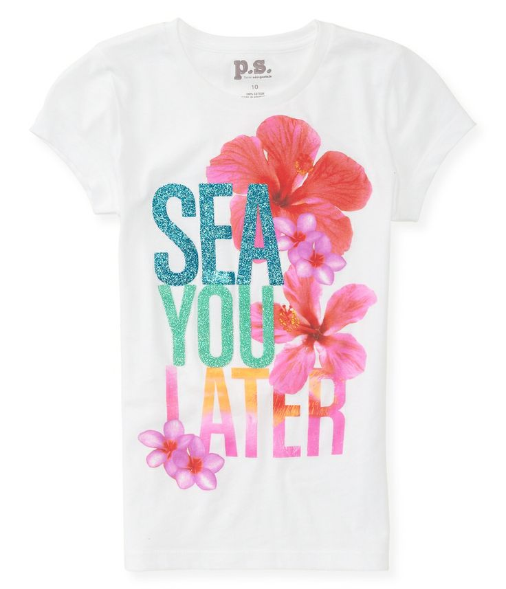 Kids' Sea You Graphic T - PS From Aeropostale