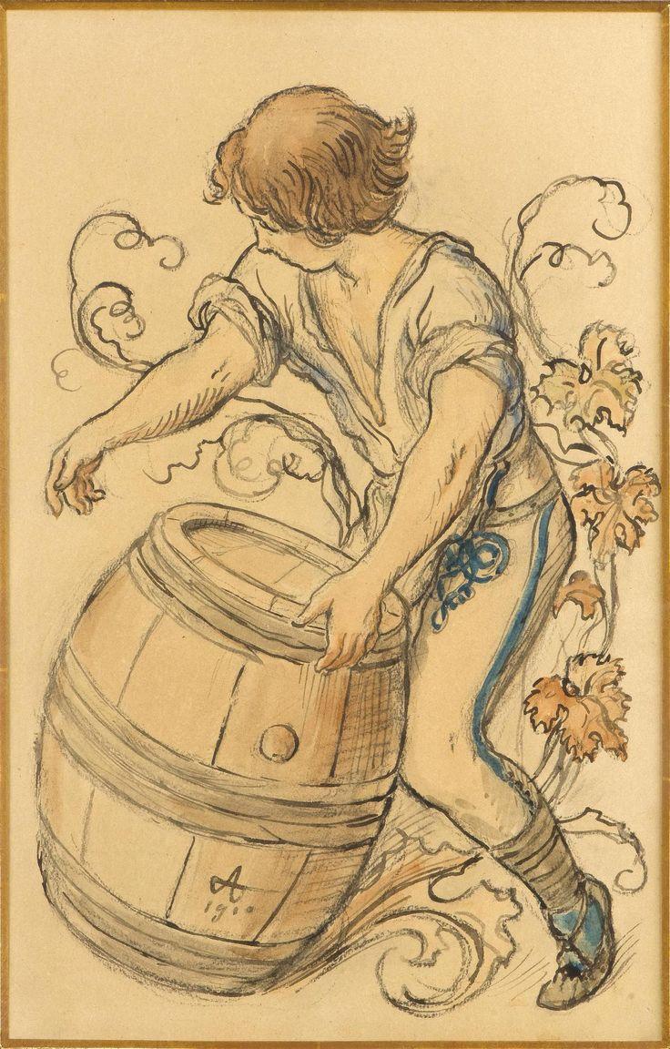 Bednář, 1910