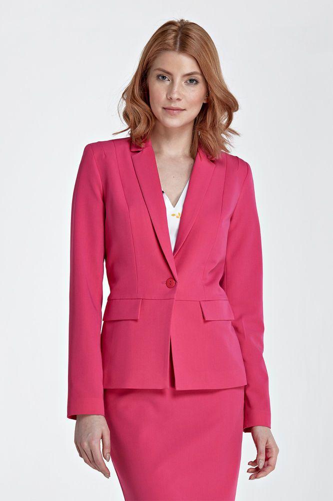 Veste tailleur couleur bordeaux