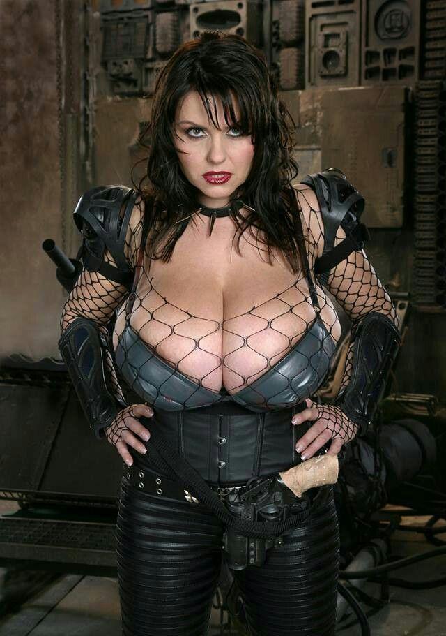 Sexy hot female warriors nackt