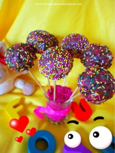Recette Cake Pop Pinterest