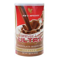 Forever Lite Ultra™ with Aminotein™ is the perfect addition to your healthy Forever Living lifestyle. Forever Lite Ultra with Aminotein™ integrates new thinking with new technologies to help you maintain a healthy diet and lifestyle. Contains Soy. Available in Chocolate and Vanilla.
