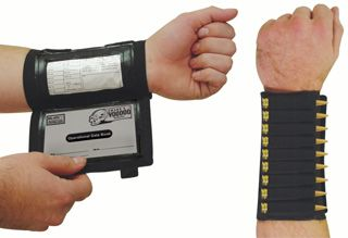 VooDoo Tactical Sniper Rifle Ammo Wrist Pouch Gauntlet