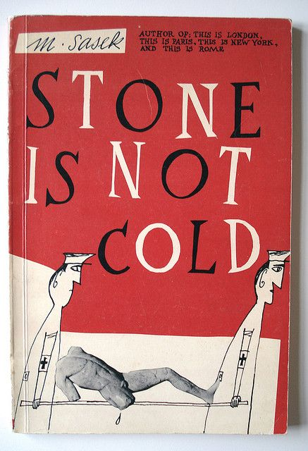 Miroslav Sasek - Stone Is Not Cold