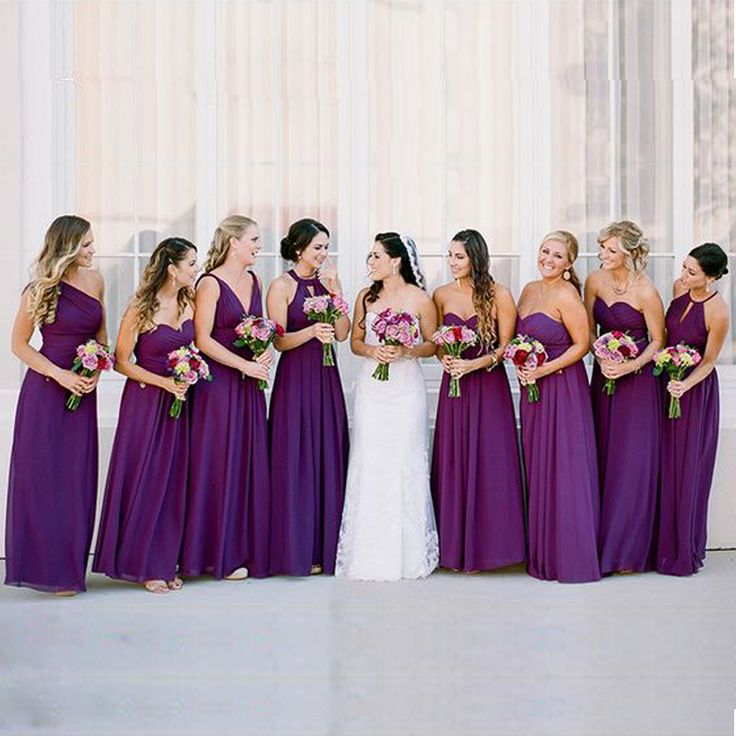 25 best Bridesmaid dresses on amazon images on Pinterest | Prom ...