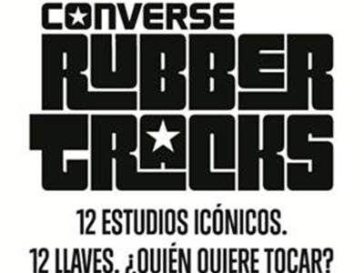 Converse Rubber Tracks te abre la puerta a los mejores estudios del mundo
