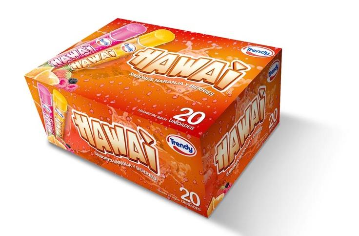 Trendy Hawai- caja2