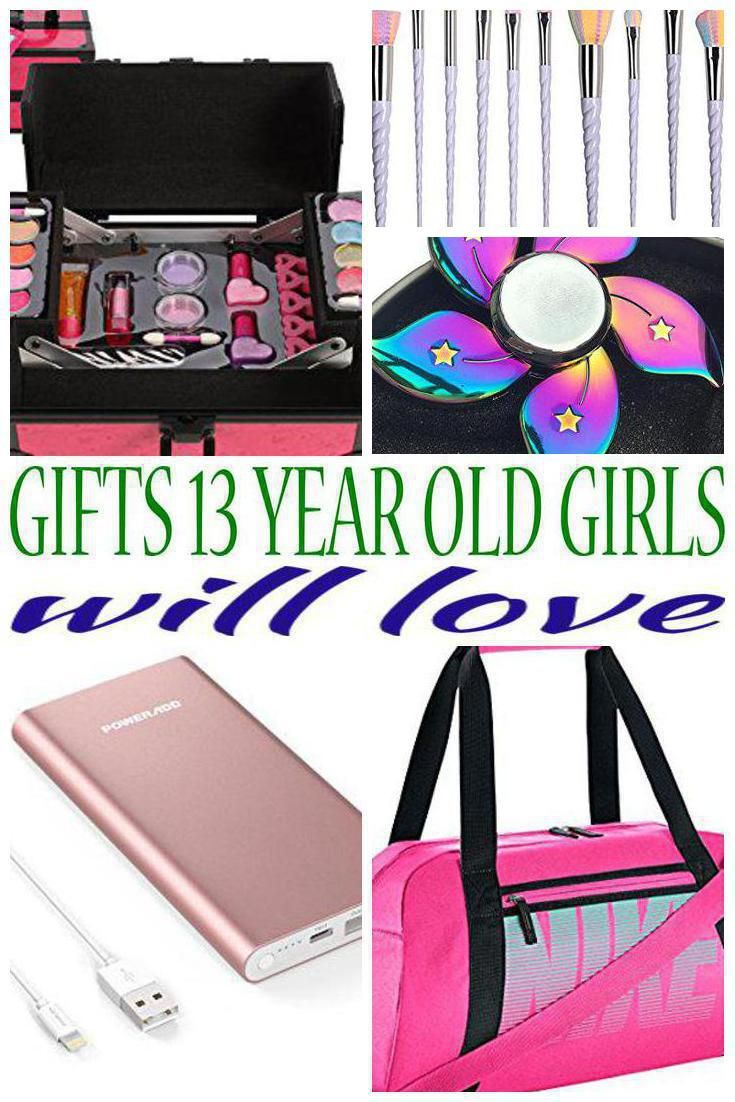 Stuff to get a teenage girl for her birthday