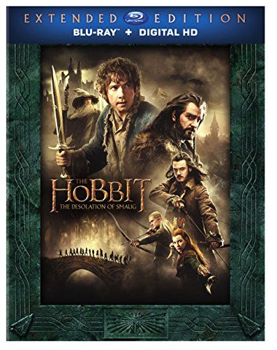 The Hobbit: The Desolation of Smaug (Extended Edition) (Blu-ray + Digital HD)  for more details visit : http://video.megaluxmart.com/