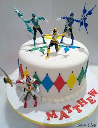 Power Rangers (8) - Decoracion de Fiestas Cumpleaños Bodas, Baby shower, Bautizo, Despedidas