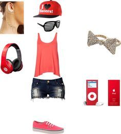 Pix For > Cute Little Girl Outfits Polyvore