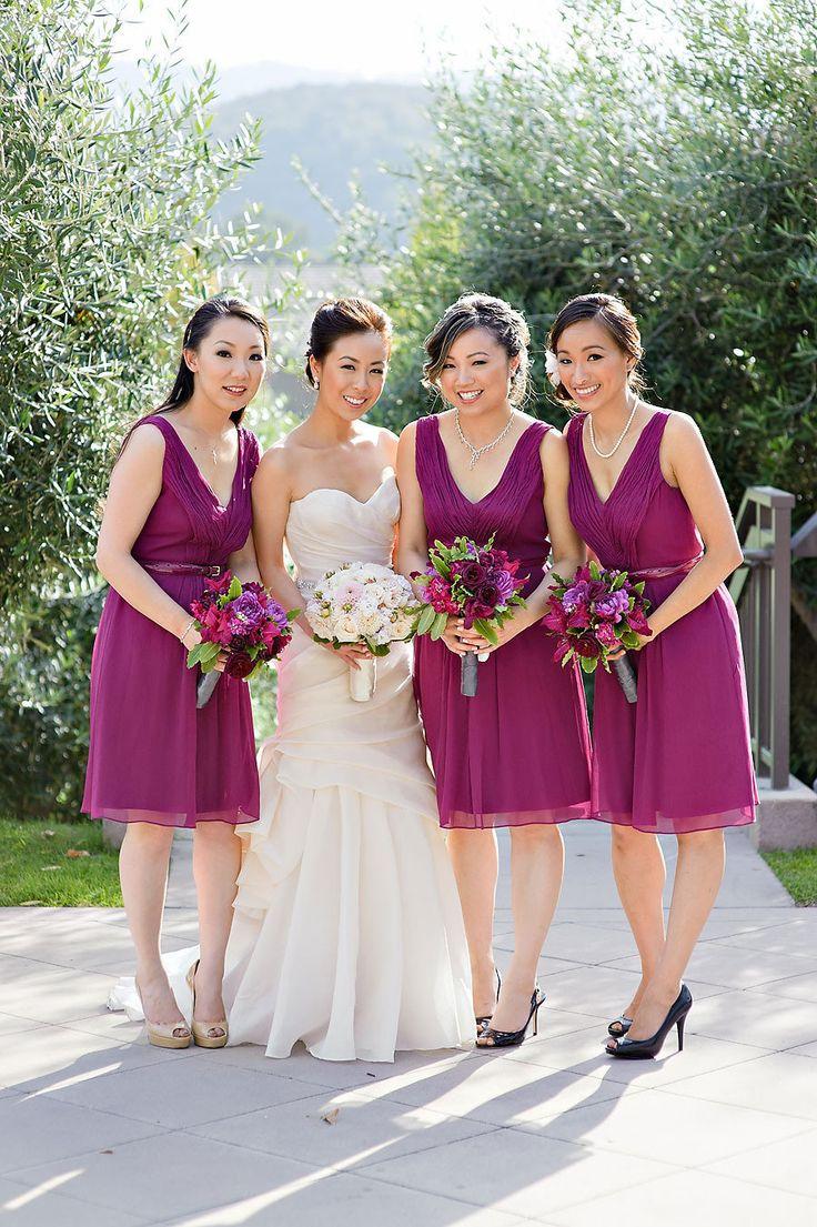 Menlo Park Wedding from Vero Suh Photography + Nancy Liu Chin  Read more - http://www.stylemepretty.com/california-weddings/2013/07/10/menlo-park-wedding-from-vero-suh-photography-nancy-liu-chin/