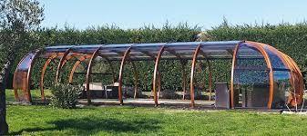 Image result for couverture de piscine en bois