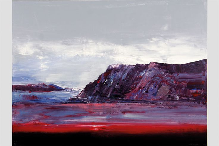 Wolfgang Tiemann Artist: 2010 – Landschaften