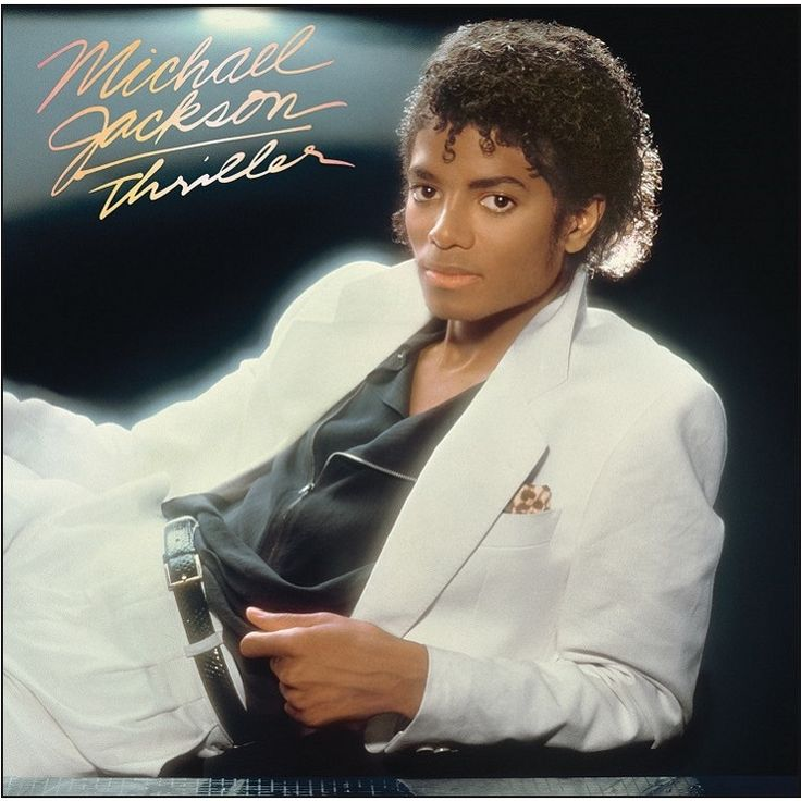 Michael Jackson - Thriller on 180 gram Vinyl LP May 6 2016