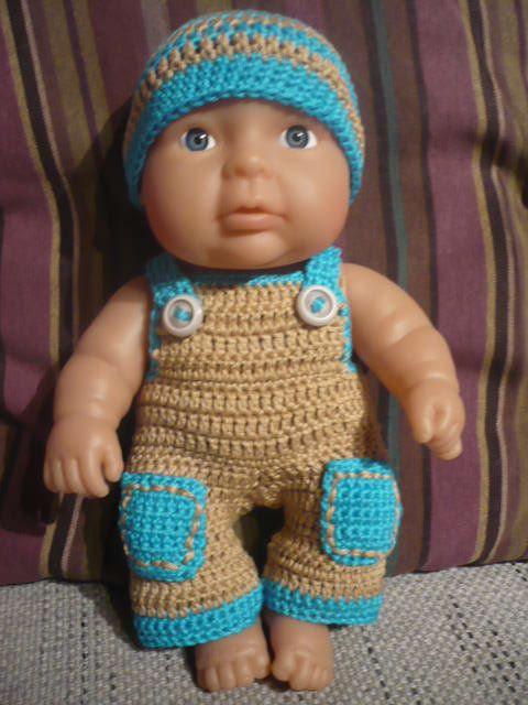 oblečení pro panenku (Pepíka)