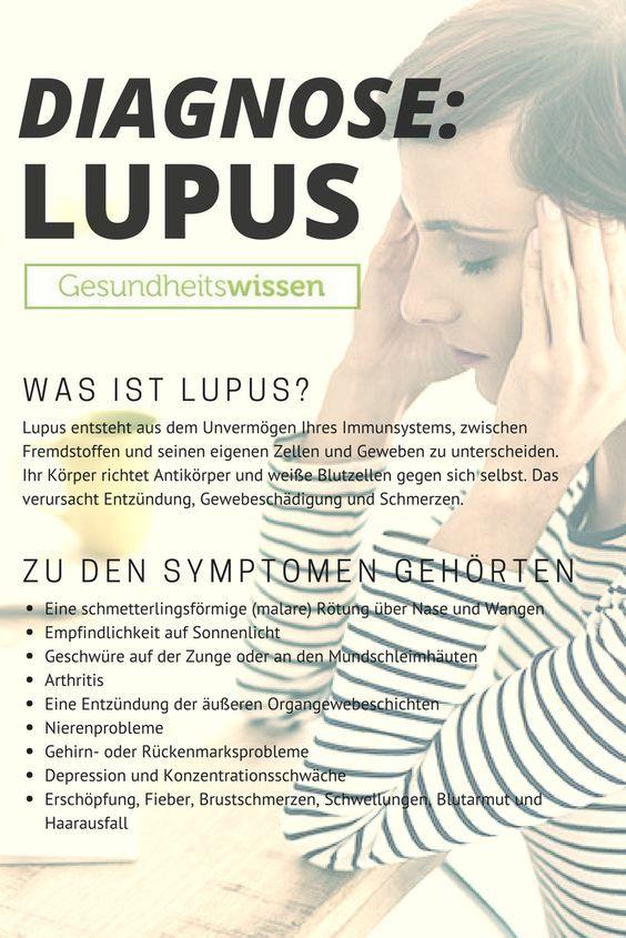 Lupus entsteht, wenn Ihr Immunsystem die Fähigkei…