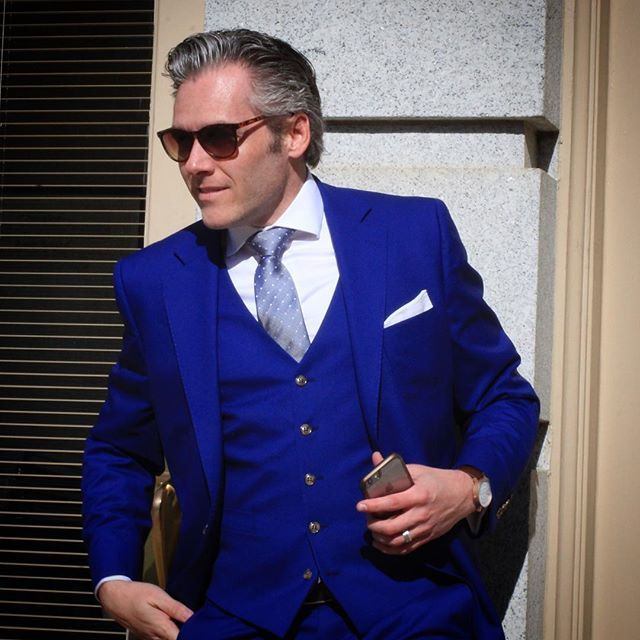 12 best Three Piece Suit Style - 3 Piece Suits for Men images on ...