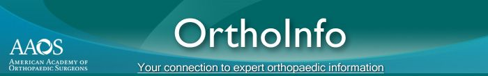 Rehabilitation Exercise and Conditioning Handouts-OrthoInfo - AAOS