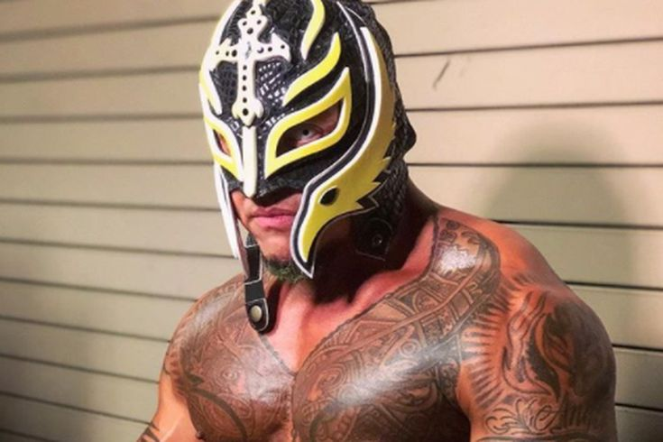 Pic: Rey Mysterio got himself in shape for Royal Rumble return: Rey Mysterio returned to WWE as the number 27 entrant in the men's Royal…