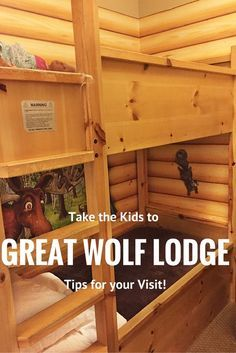 Great Wolf Lodge Washington: A howwwwwling GOOD Time: Check out these tips for your next family vacation to Grand Mound Washington's Great Wolf Lodge.