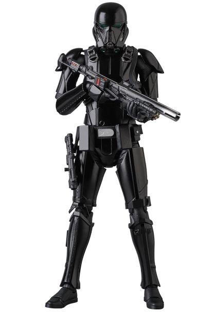 ToyzMag.com » MAFEX Star Wars Rogue One Death Trooper – Les images officielles