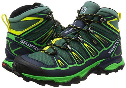 eae65397789 Salomon Men's X Ultra Mid 2 GTX Hiking Shoes Black - Best Mens ...