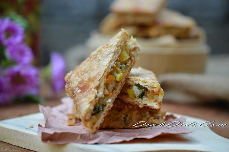 Diah Didi's Kitchen: Cracker Isi Ragout Ekonomis