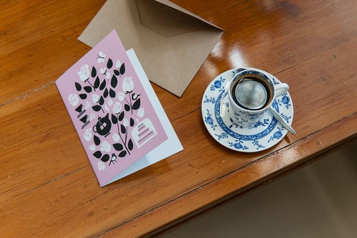 Ruusutarhassa card. Design by Kristiina Haapalainen & Sami Vähä-Aho 2013. Photo by Lauri Hannus.