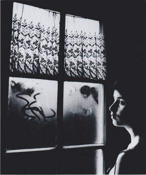 Johan van der Keuken, Achter Glas, 1956.