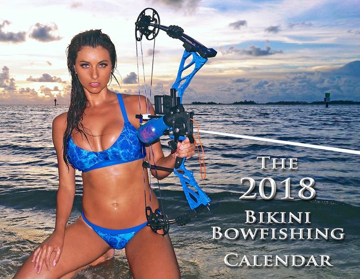 bikini bowfishing calendar-#6