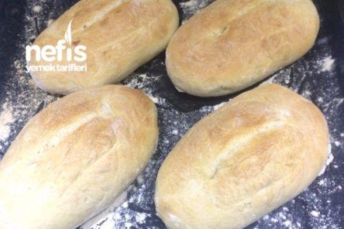 Sandviç Ekmekleri Tarifi