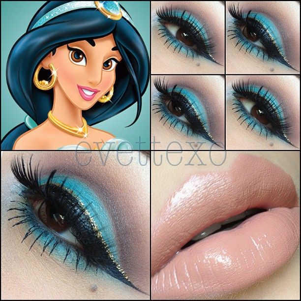 .@Jasmine Ann {The Gluten Free Scallywag} Ann Jones | Inspiration: Princess Jasmine #motd | Webstagram