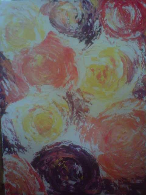 flowers - abstract